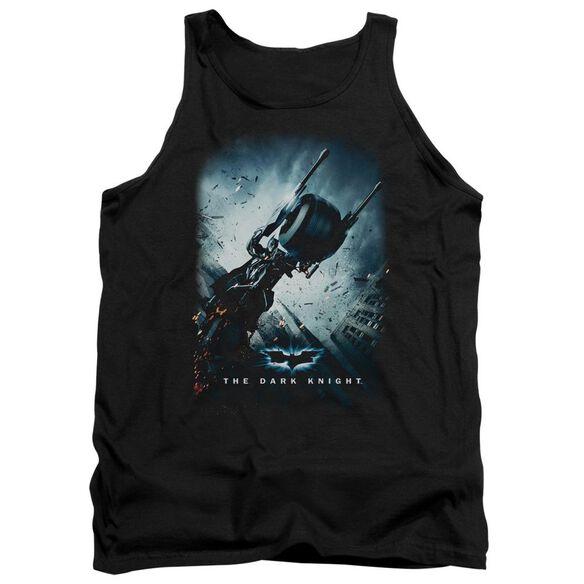 Dark Knight Bat Pod Poster Adult Tank