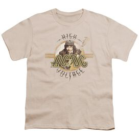 Acdc High Voltage Short Sleeve Youth T-Shirt