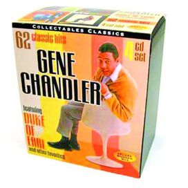Gene Chandler - Collectables Classics [Box Set]