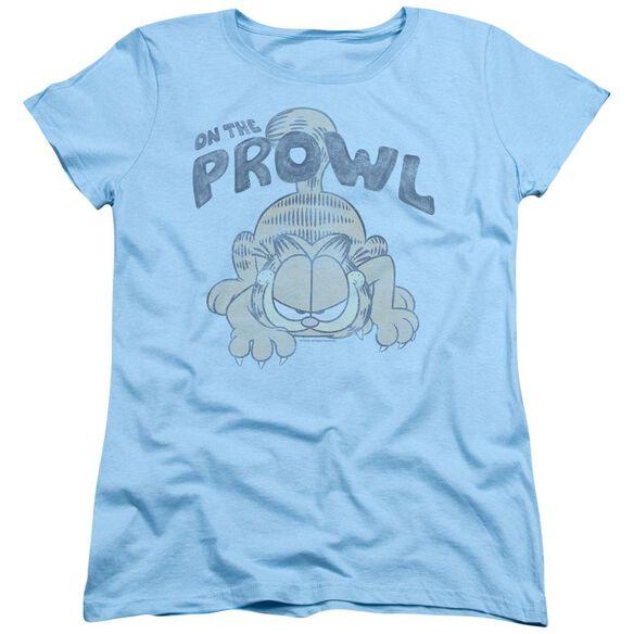 GARFIELD PROWL-S/S WOMENS T-Shirt