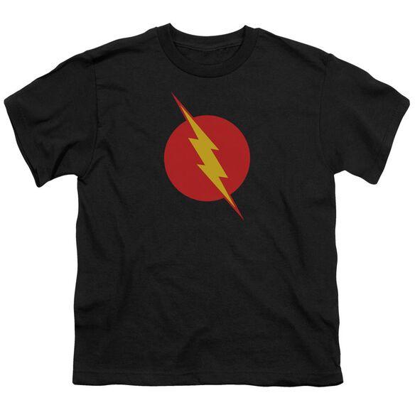 Jla Reverse Flash Short Sleeve Youth T-Shirt