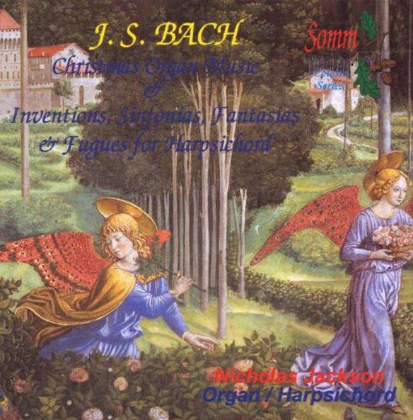J.S. Bach - Christmas Organ Music