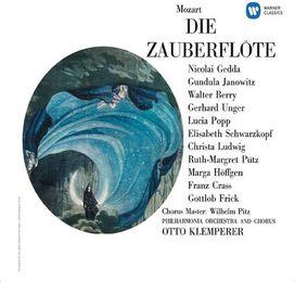 Otto Klemperer - Mozart: Die Zauberflote