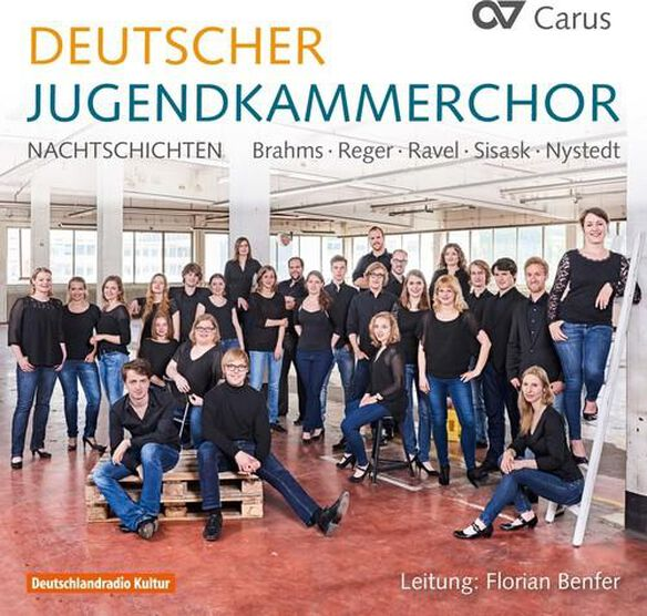 German National Youth Choir: Nachtschichten