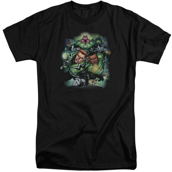 Green Lantern Corps #1 Short Sleeve Adult Tall T-Shirt