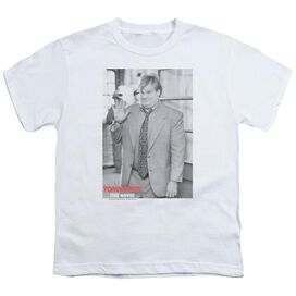 Tommy Boy Square Short Sleeve Youth T-Shirt