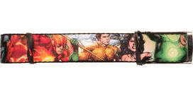 Justice League Action Wrap Mesh Belt