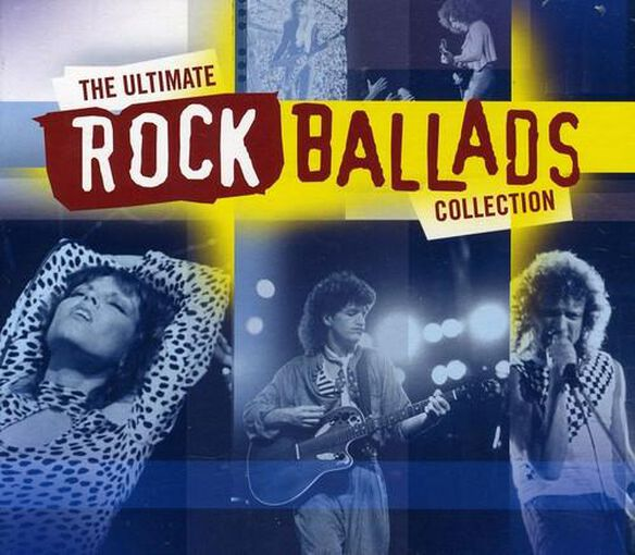 Ultimate Rock Ballads / Various (Box)
