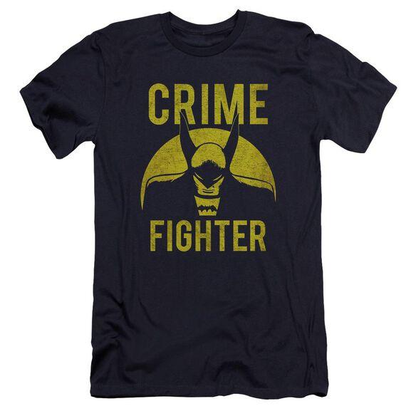 Dc Fight Crime Premuim Canvas Adult Slim Fit