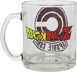 Dragon Ball Z Capsule Corp Glass Mug