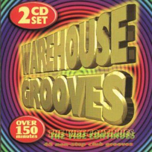 Warehouse Grooves 5 / Various (Can)