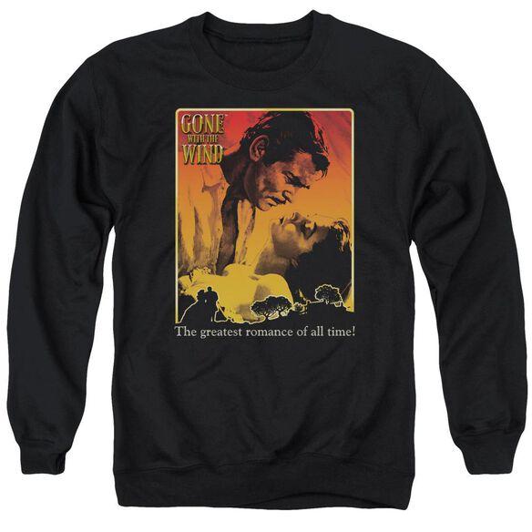 Gone With The Wind Greatest Romance Adult Crewneck Sweatshirt
