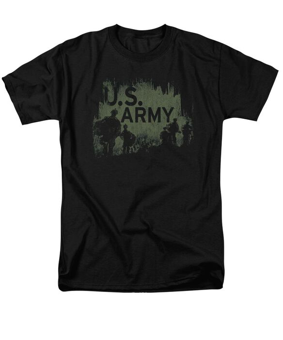 Army Soldiers Short Sleeve Adult T-Shirt