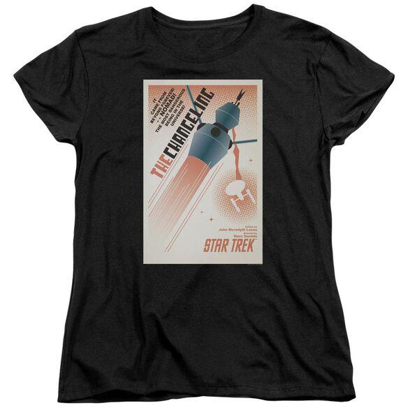 Star Trek Tos Episode 32 Short Sleeve Womens Tee T-Shirt