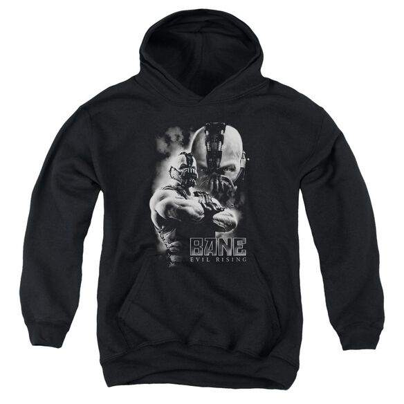 Dark Knight Rises Evil Rising Youth Pull Over Hoodie