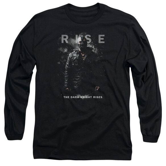 Dark Knight Rises Bane Rise Long Sleeve Adult T-Shirt