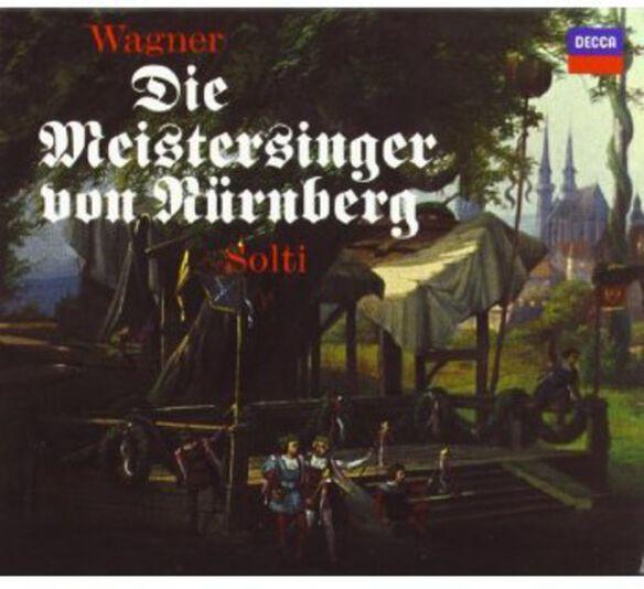 Wagner/ Solti/ Chicago Symphony Orchestra - Die Meistersinger Von Nurnberg