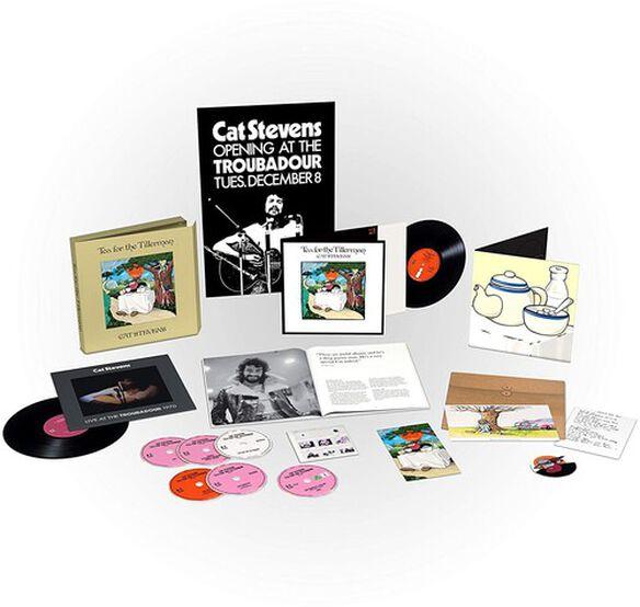 Cat Stevens - Tea For The Tillerman (Super Deluxe Edition)