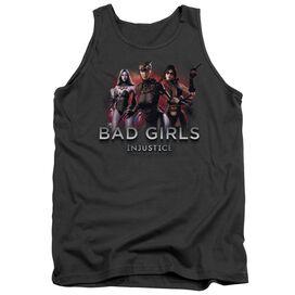 Injustice Gods Among Us Bad Girls Adult Tank