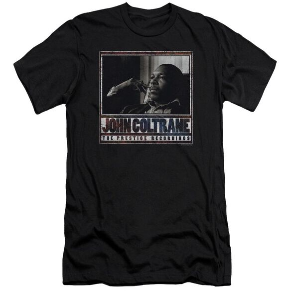 John Coltrane Prestige Recordings Premuim Canvas Adult Slim Fit