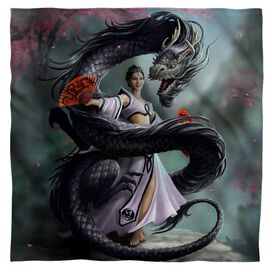 Anne Stokes Dragon Dancer Bandana