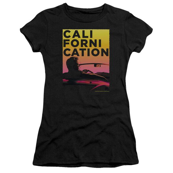 Californication Sunset Ride Premium Bella Junior Sheer Jersey