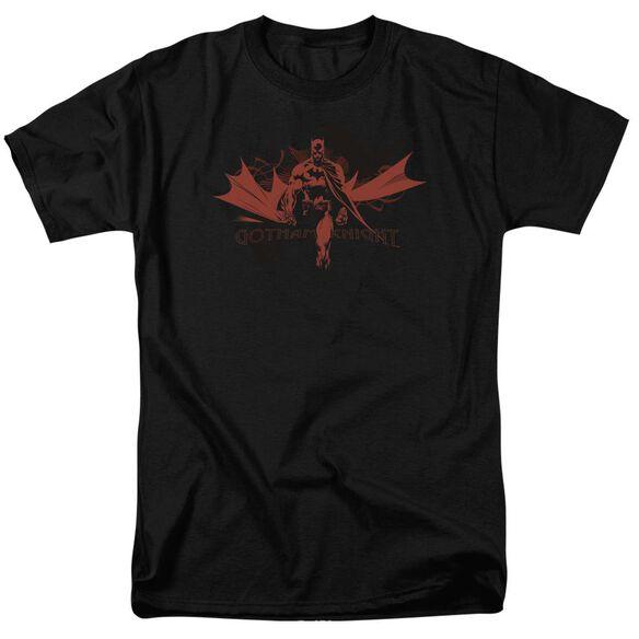 Batman Gotham Knight Short Sleeve Adult T-Shirt