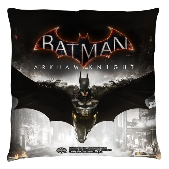 Batman Arkham Knight Arkham Knight Poster Throw