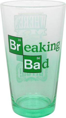 Breaking Bad Where's My Money Bitch Pint Glass