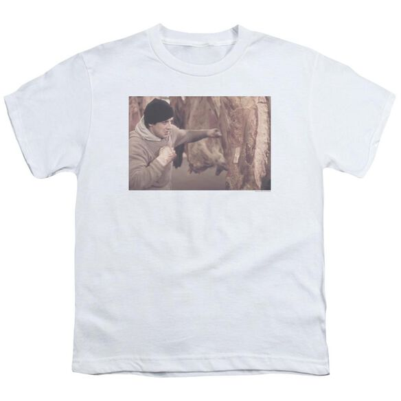Rocky Meat Locker Short Sleeve Youth T-Shirt