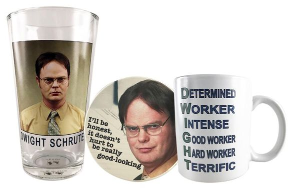 The Office - Dwight Schrute Giftset