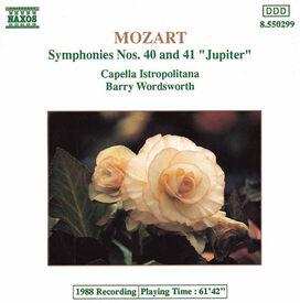 W.a. Mozart - Symphonies 40 & 41