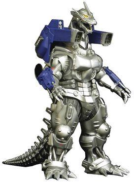 "Godzilla Kaiju 12"" series Godzilla vs Mecha 2002 version PX figure"
