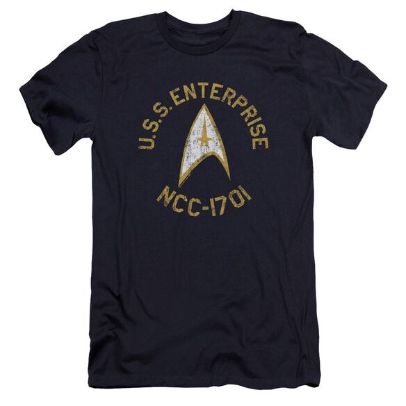 Star Trek Collegiate Premuim Canvas Adult Slim Fit