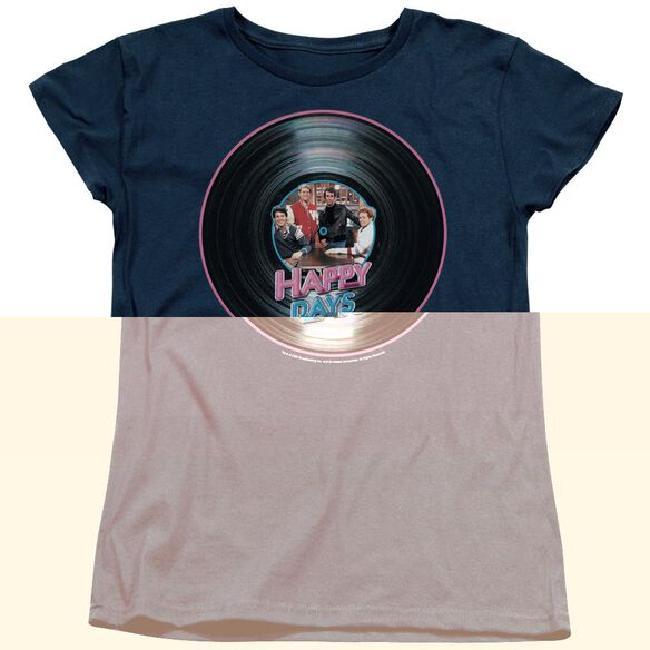 HAPPY DAYS ON THE RECORD-S/S T-Shirt