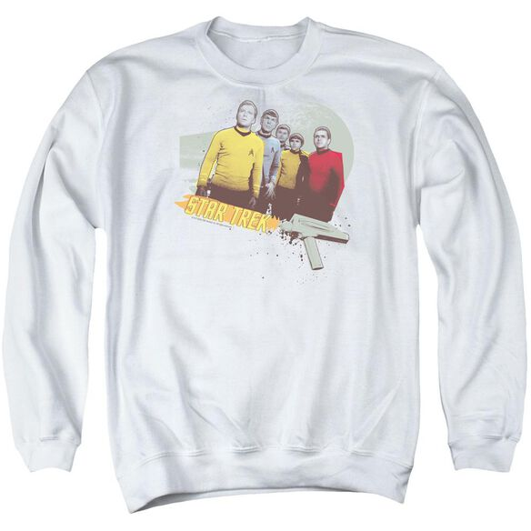 Star Trek Strange New Worlds Adult Crewneck Sweatshirt