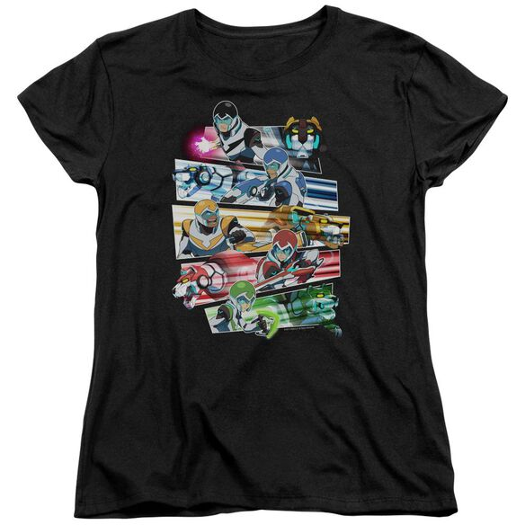 Voltron Paladins Strike Short Sleeve Womens Tee T-Shirt