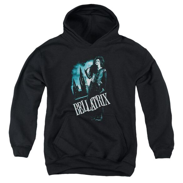 Harry Potter Bellatrix Full Body Youth Pull Over Hoodie
