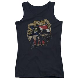 Army Duty Honor Country Juniors Tank Top