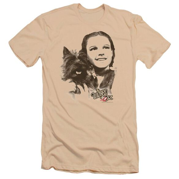 Wizard Of Oz Dorothy & Toto Hbo Short Sleeve Adult T-Shirt