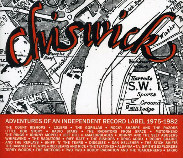 Various Artists - Chiswick Story: Adventures 1975-82 / Various