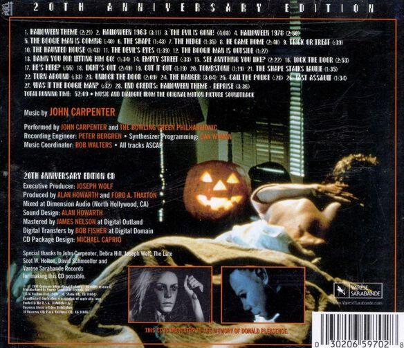 Halloween(Remastered) 998