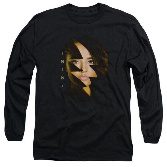 Power Rangers Trini Bolt Long Sleeve Adult T-Shirt
