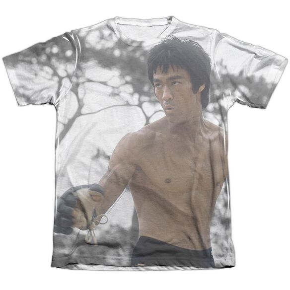 Bruce Lee Battle Ready Adult Poly Cotton Short Sleeve Tee T-Shirt