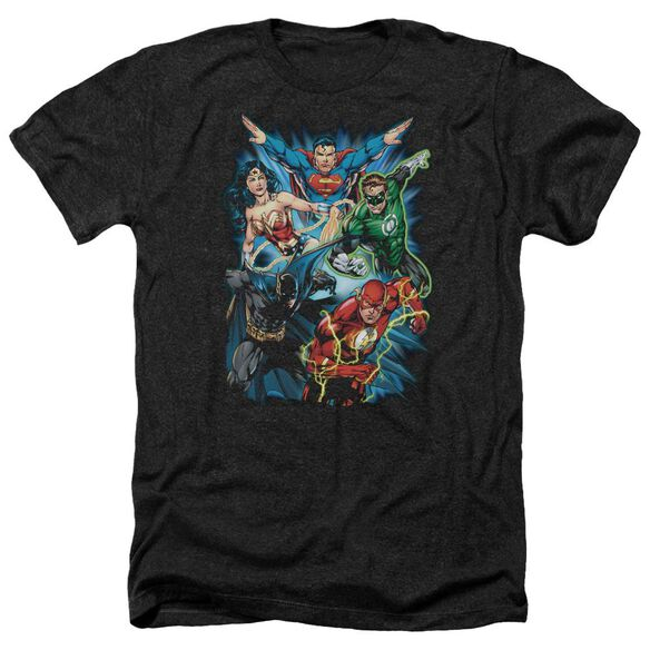 Jla Jl Assemble Adult Heather