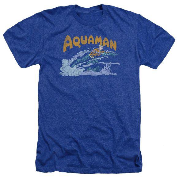 Dc Aqua Swim Adult Heather Royal