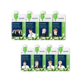MEDIHEAL Teatree Care Solution Essential Mask EX Pack [BTS Edition]