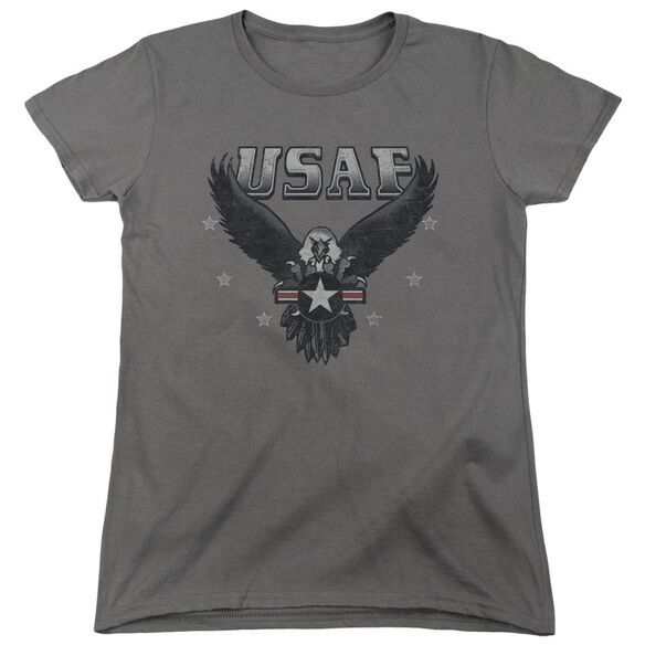 Air Force Incoming Short Sleeve Womens Tee T-Shirt