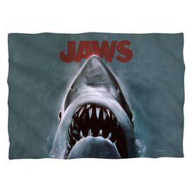Jaws Shark Pillow Case White