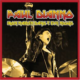 Paul Di'Anno - Iron Maiden Days and Evil Nights